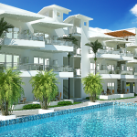 Beach Front two bedroom Apartment For Sale