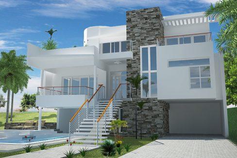 Villa Esmeralda – Ultra Modern Villa in sosua Dominican Republic