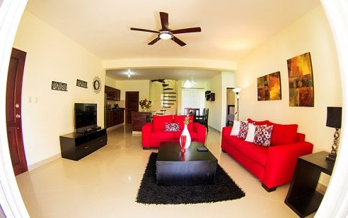 Paradise Two Level Penthouse – Cabarete Realty