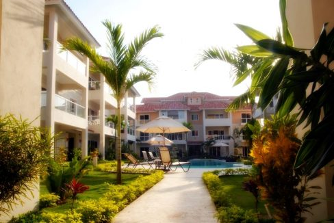 2 bedrooms apartment for sale cabarete - Cabarete Real Estate 1